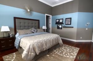 Bedroom by Finn Design Inc.